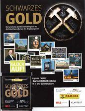 Panini Bilder Schwarzes Gold 25  Sticker aussuchen aus fast allen 240