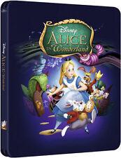 Alice im Wunderland - Exklusives Disney Blu-ray Steelbook - Out of Print