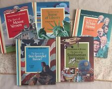 Cornerstones Of Freedom, 5 History Books, National Historic Places Homeschooling
