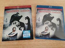 An American Werewolf in London (Blu-ray, 2016) Restored Edition w/ Slipcover