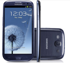 "Débloqué Téléphone 4.8"" Samsung Galaxy S3 I9300 3G Android 16GB 8MP WIFI - Noir"