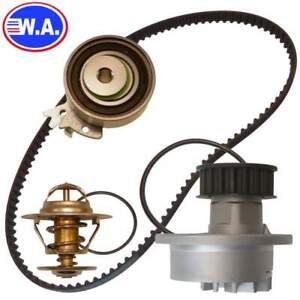 Zahnriemen Satz  Wasserpumpe Thermostat Opel Astra F G Corsa B