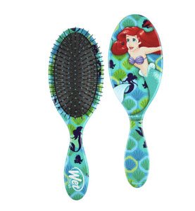 Wet Brush Disney Princess Ariel Original Mini Detangler Limited Edition Gltr NIB