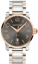MODEL: 106501 | BRAND NEW & AUTHENTIC MONTBLANC TIMEWALKER AUTOMATIC MENS WATCH