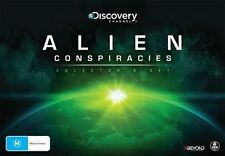 Alien Conspiracies (DVD, 2015, 6-Disc Set)
