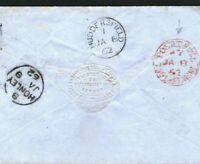 GB Cover LATE MAIL RARITY London *POSTED SINCE 7.30 LAST NIGHT* Red CDS 1862 L94