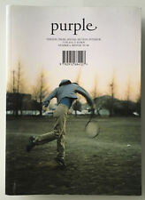 PURPLE - FASHION MAGAZINE  number four 4 winter 99-2000 Borthwick Teller rodland