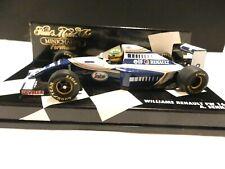 Paul's Model Art 1:43 MiniChamps Formula A. Senna Williams Renault FW 16