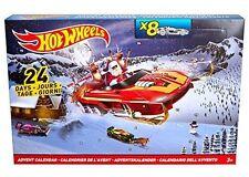 Mattel Hot Wheels Advent calendar DMH 53.