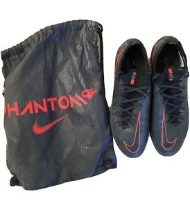 Nike phantom GT Mens Football Boots US Size 10 Wrong Size Ordered. Free Postage