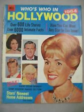 WHOS WHO IN HOLLYWOOD 1964 DEBBIE REYNOLDS OSCAR SPECIAL ACADEMY AWARD