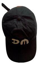 Rare New Official Depeche Mode Baseball Cap Hat Embroidery Dm Logo Spirit Tour