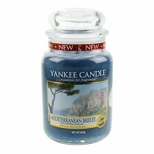 YANKEE CANDLE Große Kerze MEDITERRANEAN BREEZE 623 g Duftkerze