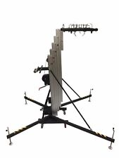 RHINOCEROS 21 ft. Line Array Frontal loading Lifting Tower System Crank Up Stand