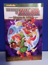 The Legend of Zelda: Majora's Mask by Akira Himekawa Paperback Book (English)