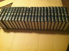 The Harvard Classics 22 Volume Set 1969 Green Deluxe Registered Edition