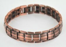 MAGNETIC COPPER TITANIUM BRACELET ARTHRITIS AID PAIN RELIEF BANGLE HEALING GIFT