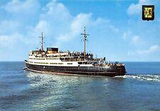 Belgium De Belgische Kust La Cote Belge Maalboot Oostende Dover Boat