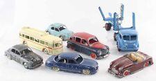 CIJ 7 voitures diverses 1/43ème / jouet ancien