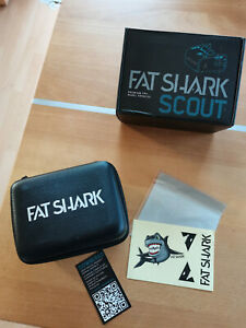 FAT SHARK SCOUT FPV BRILLE