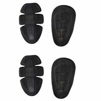 CE Approved Motorcycle Motorbike Armour Hip/Knee Quality Protection Pad trousers