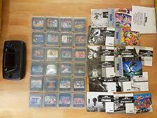 Sega Game Gear Handheld mit 24 Spielen (Konsole, Sammlung)