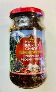 Timur ko chop ( Sichuan Pepper ) Nepalese Timur Pickle very Hot and Spicy