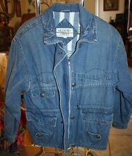 Mulberry Street Denim Barn Jacket