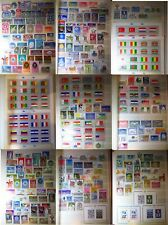 UNITED NATIONS Stamps COLLECTION with FLAG Set - Mint MNH - VF - r11e11820
