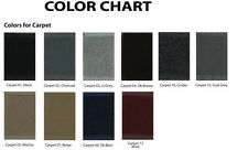 Rear Deck Cover - Custom Fit - You Pick the Color - Many Models & Years RR02