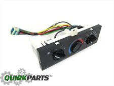 1998-2003 DODGE FULL SIZE B VAN A/C HEAT CONTROL MODULE SWITCH NEW MOPAR GENUINE