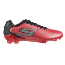 NEW Skechers Shoes GO Soccer Galaxy FG Soccer Cleats 54900 in Red sz 13
