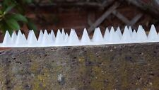 Fence/Wall Spikes Protect your Home and Garden. Easy To Fit. Added Security
