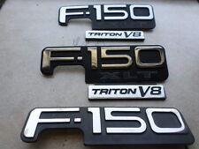 97-03 Ford F-150 Xlt Triton V8 Logo F65B-16B114-AA Emblem XL34-168114-HA Decals
