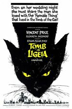 RARE 16mm Feature: TOMB OF LIGEIA (VINCENT PRICE) ROGER CORMAN HORROR CLASSIC