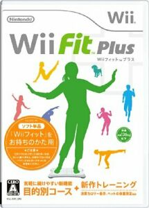 Wii Fit Plus [Japan Import] From Japan