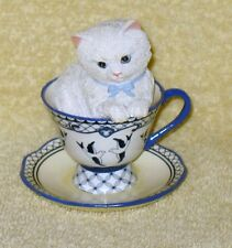 """Hamilton Collection Poised Purr-Fection Collection """" Brewed To Purr-Fection """""""