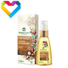 Herbal Care Nourishing Argan Oil Serum For Skin Nails Hair 55ml Her2020X