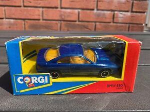 Corgi 94360 BMW 850i In Its Original Box - Near Mint Retro 1992