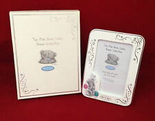 Me TO YOU Orso Tatty Teddy BELLE BONE CHINA COLLECTION ventunesimo compleanno REGALO FRAME