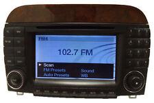 MERCEDES-BENZ Comand GPS Navigation System Radio CD Player LCD Display Screen