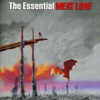 MEAT LOAF The Essential 2CD NEW Best Of Meatloaf Bat Out Of Hell Greatest Hits