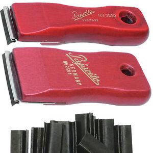 Skarsten Pajarito Pulling Scraper Paint Removing Dry Glue Scraper 32mm  or 62mm