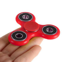 HAND SPINNER TRI FIDGET CERAMIC BALL DESK TOY EDC STOCKING STUFFER ADULT OR KIDS