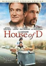 House of D 031398177654 With Robin Williams DVD Region 1