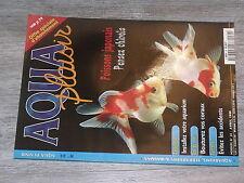 $$ Revue Aqua plaisir N°34 Poissons japonais  Installation aquarium  Coraux