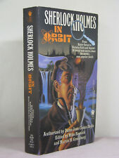 signed by 26(eds,authors), Sherlock Holmes in Orbit ed by Mike Resnick (1995,PB)