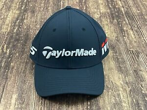 TaylorMade M5 TP5 Men's Black Golf Hat - One Size Fits All - OSFA