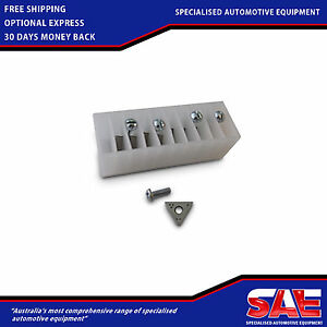 Brake Lathe Cutting Tips - RJ West 1115HD1215 OEW139 - 3 Edges 10 Pack - RTAC