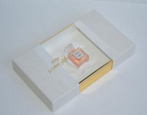 Chanel Coco Mademoiselle miniature parfum 1,5 ml (0.05 oz) micro NIB RARE HTF